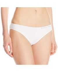 Calvin Klein - Pure Seamless Bikini Underwear - Lyst