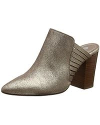Hudson Jeans - 's Audney Suede Mules - Lyst
