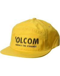 Lyst - Volcom Volstranger Hat - Arctic Blue - O s in Blue for Men 7f1e1988028b