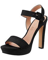Madden Girl - Rollo Heeled Sandals - Lyst