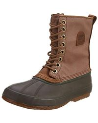 783621a79fcc Lyst - Sorel S 1964 Premium T Cvs Boot  nm1560-213 in Black for Men
