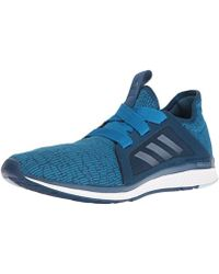 Lyst Adidas Edge Lux zapatilla en azul para los hombres