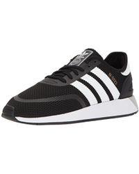lyst adidas originals adidas n 5923 sneaker in schwarz für männer