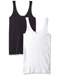 Ellen Tracy - Seamless Reversible 2 Pack Camisole - Lyst