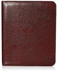 Kenneth Cole Reaction - Classic Size Leather-like Vinyl Bifold Writing Pad - Lyst