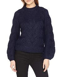 Great Plains - Shimmer Cable Jumper - Lyst