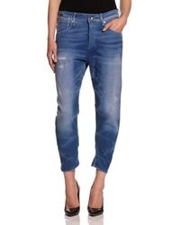 G-Star RAW - A Crotch Loose Tapered Vaqueros para Mujer - Lyst