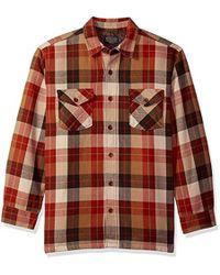 Pendleton - Lakeside Shirt Jacket - Lyst