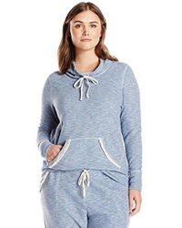 Lucky Brand - Plus Size Hoodie - Lyst