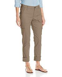 Lee Jeans - Modern Series Midrise Fit Brinley Cargo Pant - Lyst