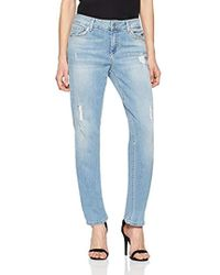 Liu Jo - Damen Slim Jeans U18053D4192, Blau (Den.Blue Blut Wash 77533) - Lyst