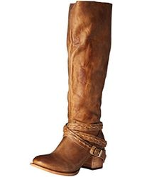 Freebird - Canon Riding Boot - Lyst
