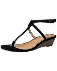 Splendid - Jadia Wedge Sandal - Lyst