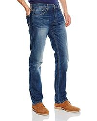 Levi's - 504 Regular Straight Fit Jeans - Lyst
