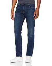 b455f0aa25b Tommy Hilfiger - Mercer Dark Stone Stretch Straight Jeans - Lyst