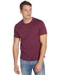 Levi's - Slim 2 Pack Crew Tee T-shirt - Lyst