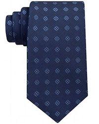 Calvin Klein - Cross Medallion Tie - Lyst