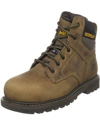 Caterpillar - Gunnison Steel Toe Boot - Lyst
