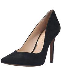 ebd36c0c630 Lyst - Jessica Simpson Women s Charese Dress Pump in Black