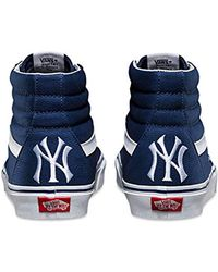 177f03b054c Lyst - Vans Sk8-hi Unisex Casual High-top Skate Shoes