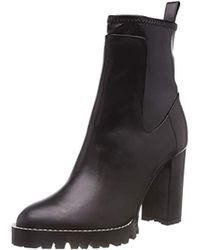 HUGO - Camden Bootie-c Ankle Boots - Lyst