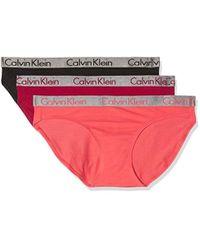 Calvin Klein - Braguita de Bikini para Mujer - Lyst
