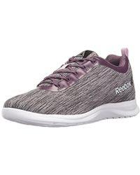 Reebok - Walk Ahead Mt Running Shoe - Lyst