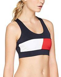 1a85e61820b Lyst - Camisetas y tops Tommy Hilfiger de mujer desde 13 €