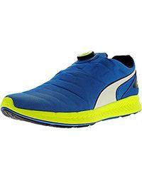 PUMA - Ignite Disc Running Shoe - Lyst