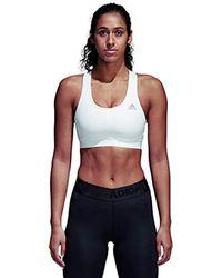 adidas - Drst Ask SPR Sujetador Deportivo, Mujer - Lyst