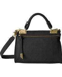 Foley + Corinna - Dione Mini Messenger Top Handle - Lyst