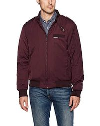 Members Only - Cold Weather Original Iconic Racer Jacket - Lyst