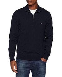 fc68b2e7 Men's Tommy Hilfiger Sweaters and knitwear Online Sale - Lyst