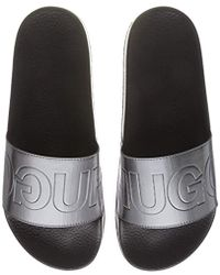 HUGO - 's Timeout_slip_met Loafers - Lyst