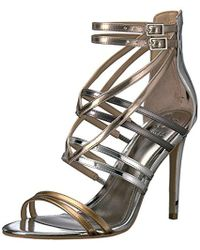Guess - Pretier3 Heeled Sandal - Lyst