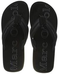 sports shoes 6e314 f283d Marc O'polo 's Beach Sandale 80323691003602 Flip Flops in ...