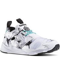 Reebok - Furylite Graphic Fashion Sneaker - Lyst