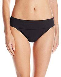 Gottex - Foldover Swimsuit Bottom - Lyst