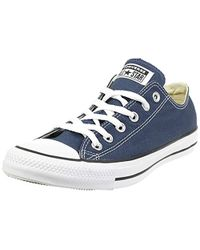 db70bf56fc2970 Converse Ox Low Double Tongue Black Lead St in Black for Men - Lyst