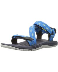 Columbia - Big Water Athletic Sandal - Lyst