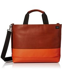 Jack Spade - Dipped Leather Dipped Coal Bag - Lyst