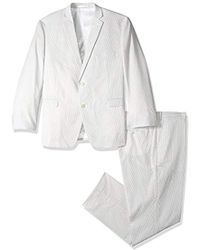 U.S. POLO ASSN. - Two-button Nested Seersucker Suit - Lyst