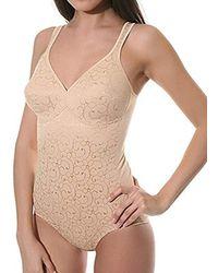 Triumph - Elegant Cotton Bs (1lu61) Bodysuit - Lyst d5bdfc8e6