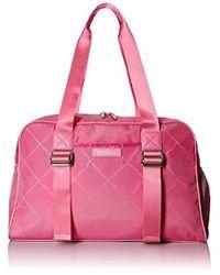 Vera Bradley - Preppy Poly Yoga Sport Bag, Polyester - Lyst