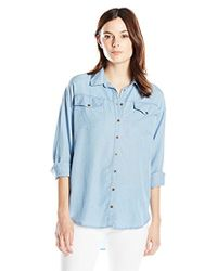 G.H.BASS - Double Pocket Shirt - Lyst