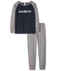 Schiesser - Jungen Anzug Lang Zweiteiliger Schlafanzug - Lyst