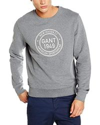 GANT - Sweatshirt - Lyst