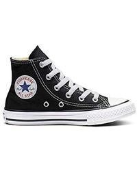 Converse - Youths Chuck Taylor All Star Hi Zapatillas de tela, Unisex - Lyst