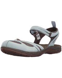 Merrell - Siren Wrap Q2 Athletic Sandal - Lyst