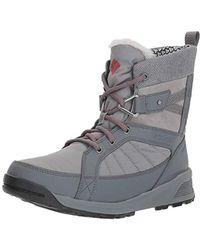 97f5c5eb0ff243 Columbia - Meadows Shorty Omni-heat 3d Waterproof Hiking Boots - Lyst
